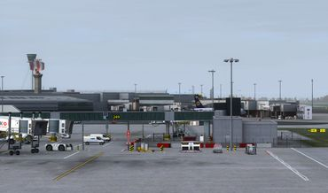 Mega Airport London Heathrow Xtended FSX/FSX:SE/P3D/FS2004 – Bild 24