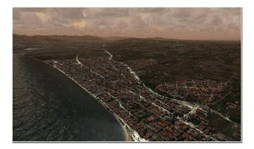 Thessaloniki X FSX/FSX:SE/P3D – Bild 3