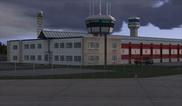 Mega Airport Dublin FSX/P3D/FS2004 – Bild 3