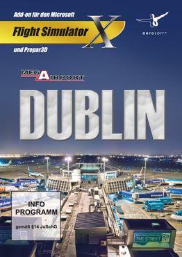 Mega Airport Dublin FSX/P3D/FS2004 – Bild 1