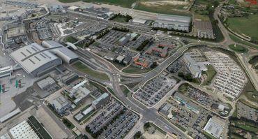 Mega Airport Dublin FSX/P3D/FS2004 – Bild 18