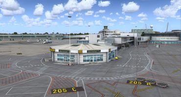 Mega Airport Dublin FSX/P3D/FS2004 – Bild 19