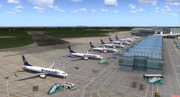 Mega Airport Dublin FSX/P3D/FS2004 – Bild 20