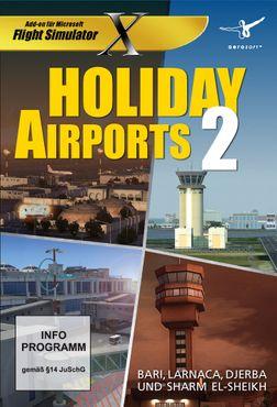 Holiday Airports 2 FSX – Bild 1