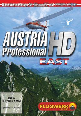 Austria Professional HD - Ost FSX/FSX:SE/P3D – Bild 1