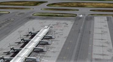 Mega Airport Oslo V2.0 FSX/P3D – Bild 2