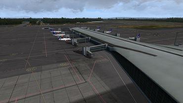 Mega Airport Oslo V2.0 FSX/P3D – Bild 8