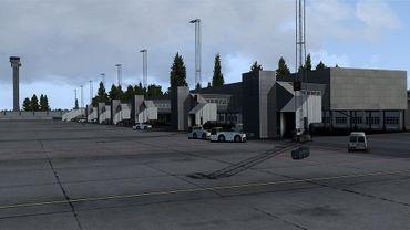 Mega Airport Oslo V2.0 FSX/P3D – Bild 24