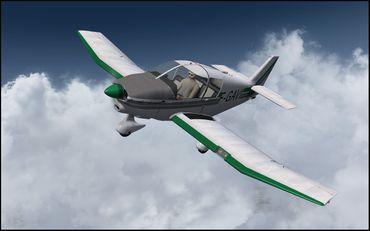 Robin DR400 X FSX/P3D – Bild 2