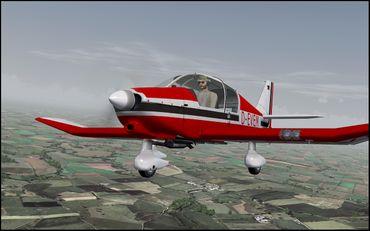 Robin DR400 X FSX/P3D – Bild 4