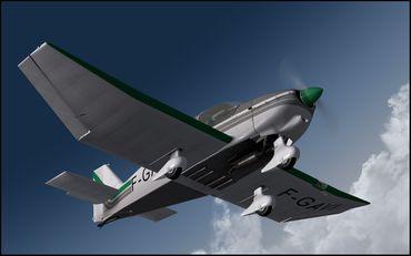 Robin DR400 X FSX/P3D – Bild 7
