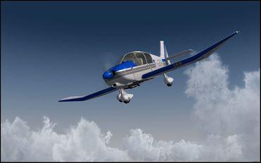 Robin DR400 X FSX/P3D – Bild 16