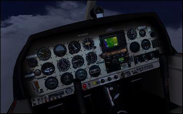Robin DR400 X FSX/P3D – Bild 21