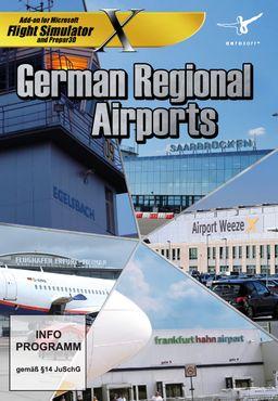 German Regional Airports FSX/P3D – Bild 1