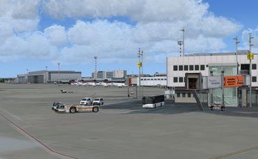 Mega Airport Düsseldorf FSX/P3D/FS2004 – Bild 6