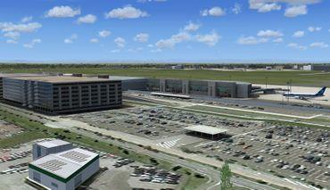 Airport Toulouse FSX/P3D/X-Plane 10 – Bild 11