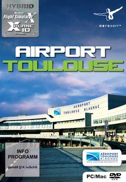 Airport Toulouse FSX/P3D/X-Plane 10 – Bild 1