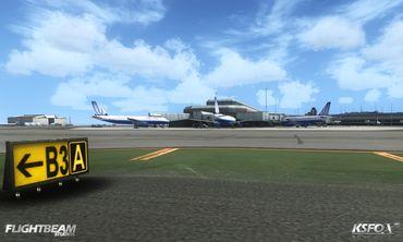 Mega Airport San Francisco FSX/FS2004 – Bild 10