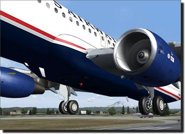 Airbus Evolution Vol. 1 FSX/FS2004 – Bild 9