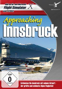 Approaching Innsbruck FSX/FS2004 – Bild 1