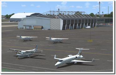 Mega Airport Boston Logan FSX/FS2004 – Bild 7