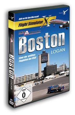 Mega Airport Boston Logan FSX/FS2004 – Bild 1