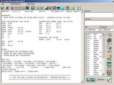 FOC Flight Operation Center FSX/FS2004 – Bild 2