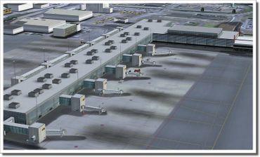 Mega Airport Stockholm Arlanda FSX/FS2004 – Bild 4