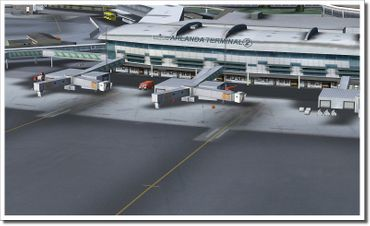 Mega Airport Stockholm Arlanda FSX/FS2004 – Bild 9