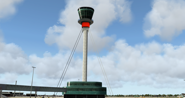 Airport London-Heathrow X-Plane 10 – Bild 14
