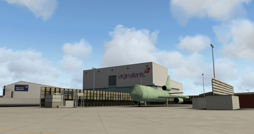 Airport London-Heathrow X-Plane 10 – Bild 6