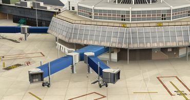 Airport Dublin X-Plane 10 – Bild 12