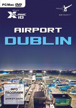 Airport Dublin X-Plane 10 – Bild 1