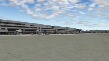 Airport Anchorage X-Plane 10 – Bild 15