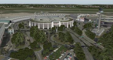 Airport Düsseldorf X-Plane 10 – Bild 3