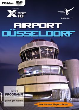 Airport Düsseldorf X-Plane 10 – Bild 1