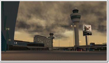 Airport Amsterdam X-Plane 10 – Bild 19