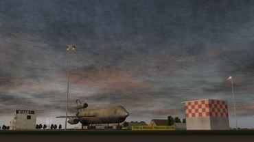 Airport Amsterdam X-Plane 10 – Bild 20
