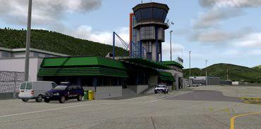 Airport Lugano X-Plane 10 – Bild 16