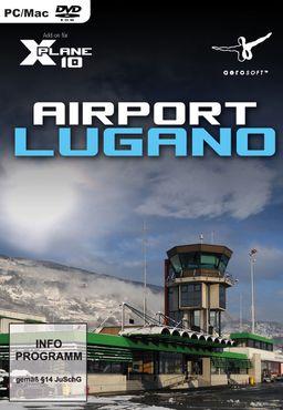 Airport Lugano X-Plane 10 – Bild 1