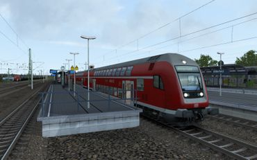 Berlin-Leipzig Train Simulator 2019 – Bild 7