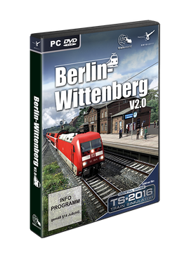 Berlin-Wittenberg Train Simulator 2019 – Bild 1