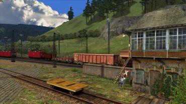 Im Köblitzer Bergland 3 Train Simulator 2019 – Bild 10