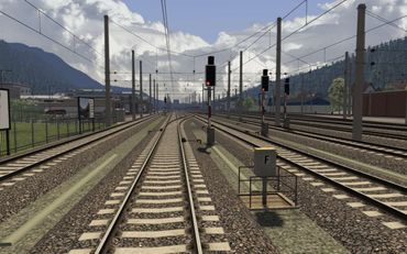 Dreiländereck Route Train Simulator 2019 – Bild 7