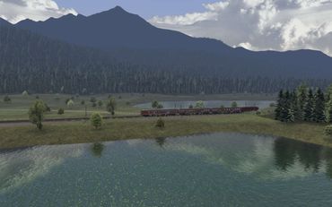 Dreiländereck Route Train Simulator 2019 – Bild 15