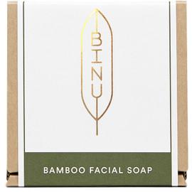 BINU Gesichtsseife Bambus