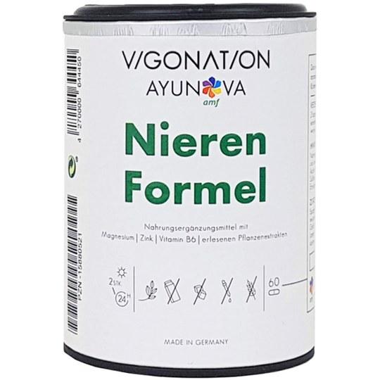 AYUNOVA Nieren-Formel