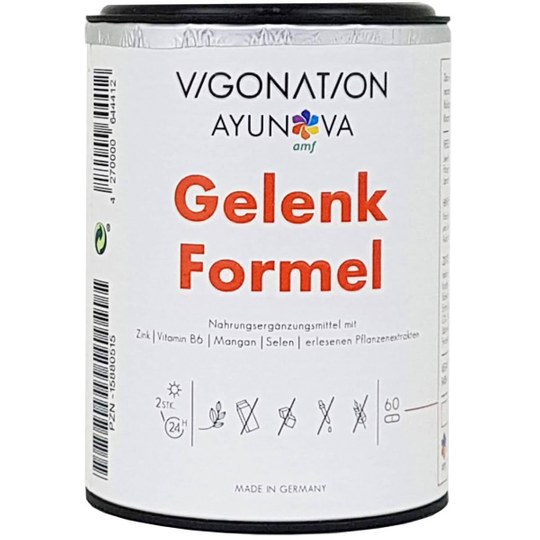AYUNOVA Gelenk-Formel
