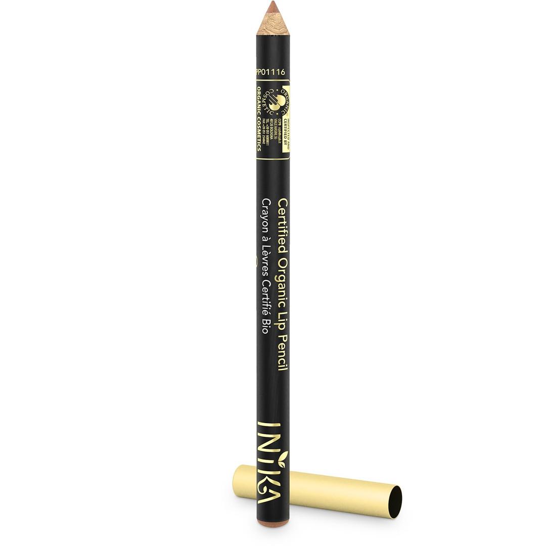 INIKA Certified Organic Lip Liner Pencil Buff