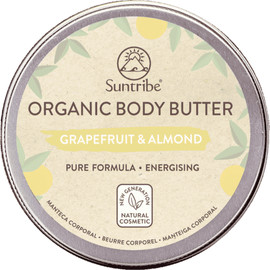 Suntribe Bio Body Butter Grapefruit & Mandel